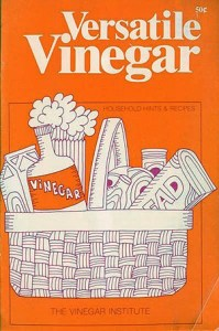 Versatile Vinegar 199x300 The Kitchen Cosmetician: When is the last time you cleaned your hairbrush?