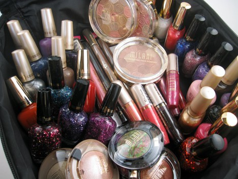 Milani MEGA Giveaway: Win 48 new spring products from Milani Cosmetics!
