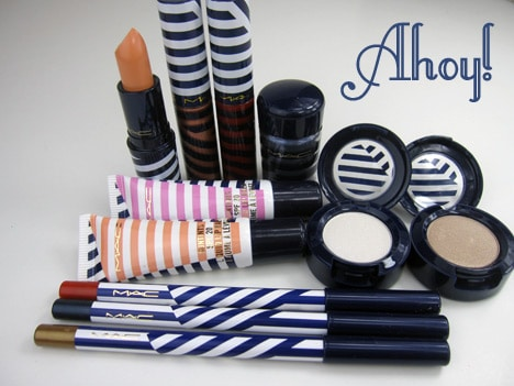 MACheysailorB1 MAC Hey, Sailor! Eyes and Lips   review, photos & swatches