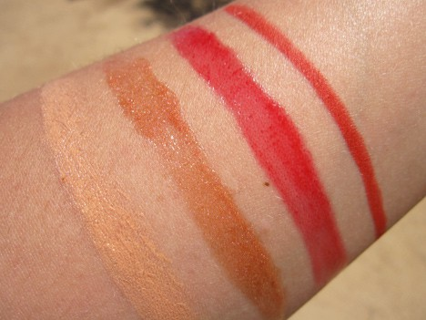 MACheysailorB11 MAC Hey, Sailor! Eyes and Lips   review, photos & swatches