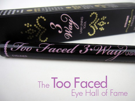 TooFacedEyes Too Faced Eye Product Hall of Fame   Introducing the 3 Way Lash Lining Tool