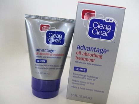 CleanandClear1012D Clean & Clear Advantage Oil Absorbing Collection Review