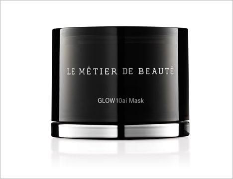 LMDB GLOW10ai MaskLined Le Métier de Beauté CHEM60 Pro Peel and GLOW10ai Mask Review