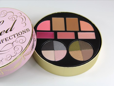 TooFacedColorConfections2 Too Faced Color Confections   review, photos & swatches