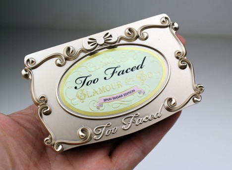 TooFacedSpunSugar2 Too Faced Glamour to Go, Spun Sugar edition   review and swatches