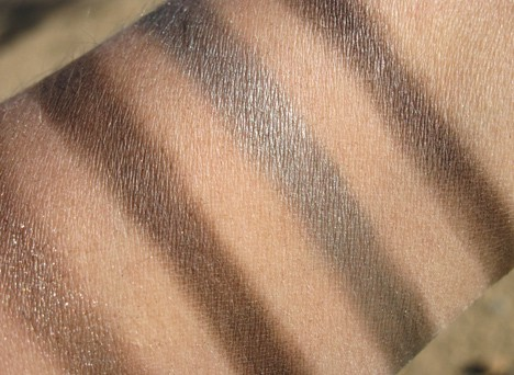 MACfabneutral8 MAC Fabulousness: Neutral Eyes palette   review, photos & swatches