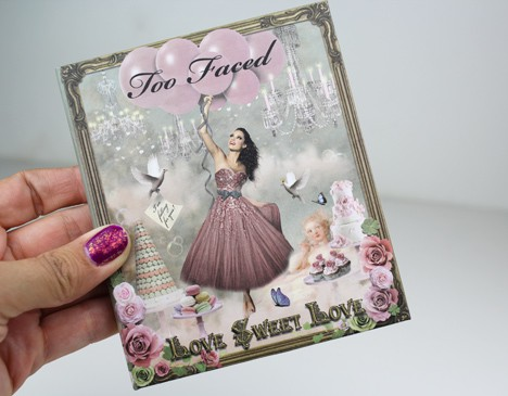 TooFacedLove3 Too Faced Love Sweet Love Set   Review, Photos & Swatches