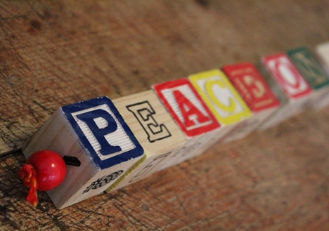 Blocks5 How To: Wood Block Holiday Decorations