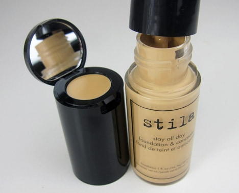 StilaAllDay2 Stila Stay All Day Foundation and Concealer review