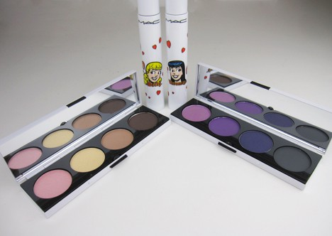 MACArchiepalette2 MAC Archie's Girls palettes and mascaras – review, photos & swatches