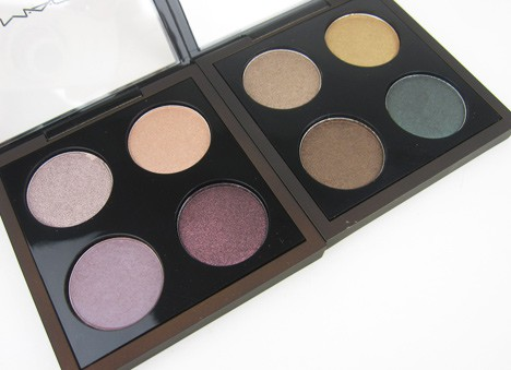 MAC Temperature Rising eye shadow palette