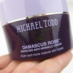 Michael Todd Damascus Rose cream