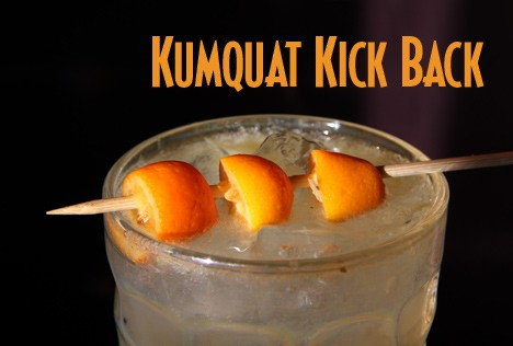 Kumquat Cocktail