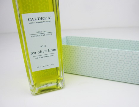 caldrea body oil