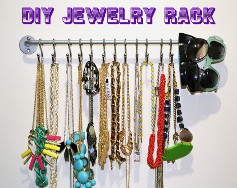 Jewelry Rack idea