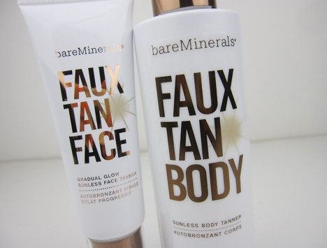 BareMineralsSun2 Bare Minerals Faux Tan Face and Body, and more!