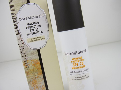 Bare Minerals Advanced Protection Moisturizer