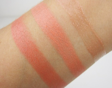 MAC All About Orange Sweet & Sour swatch