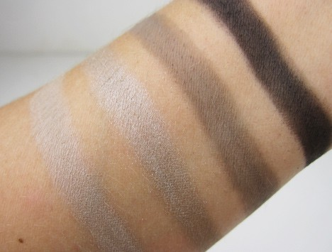 MAC Rainy Season swatch