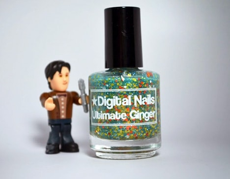 Digital Nails Ultimate Ginger