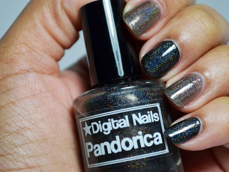 Digital Nails Pandorica swatch