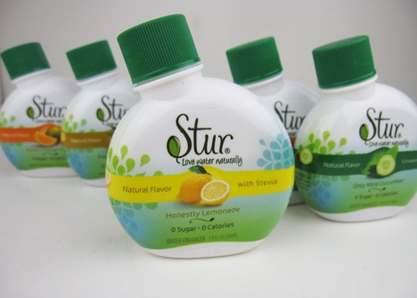 Stur water enhancer