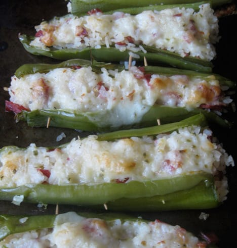 Stuffed Chile recipe