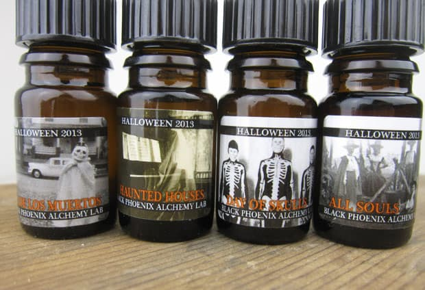 Bpal Haunted Houses
