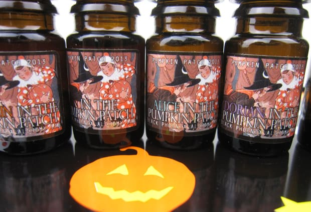 BPAL Pumpkin Patch 2013 oils
