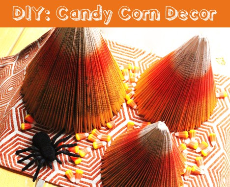 CandyCorn 2201 DIY Halloween Decorations: Candy Corn