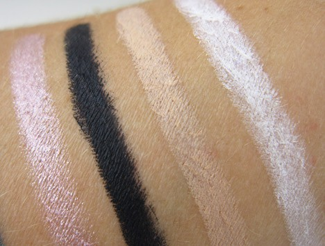 Jordana12 Jordana Cosmetics 12HR Made to Last Liquid Eyeliner and Eyeshadow Pencils Review
