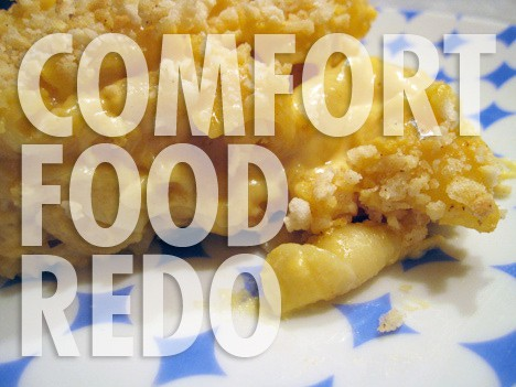 lighter comfort food recipes