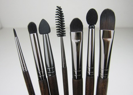 MUFE brushes eyes MAKE UP FOR EVER Artisan Brush Collection   a look at 15 of the new brushes