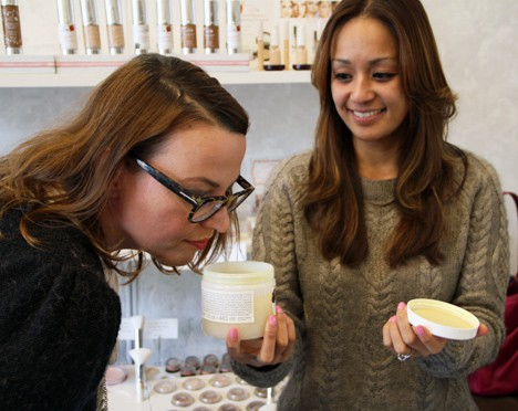 100 Percent Pure Store 3 100% Pure in West Hollywood: we heart this Field Trip