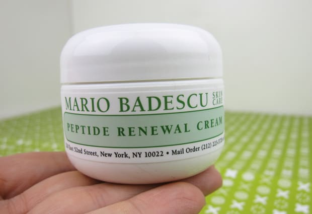Mario Badescu Peptide 2 Mario Badescu Peptide Renewal Cream and Serum   Photos and Review