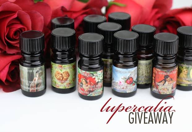 BPAL Lupercalia giveaway WIN $308 in BPAL Lupercalia Perfume Oils