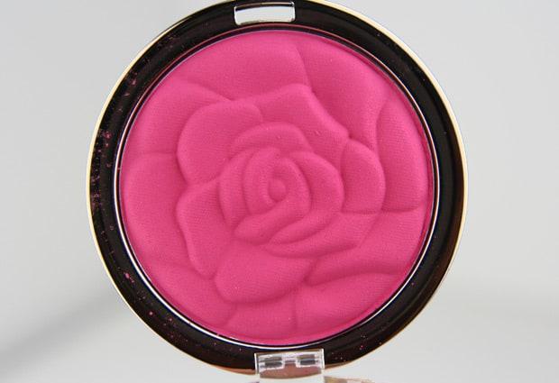 Milani Rose Blush 8 Love Potion Milani Rose Powder Blush   Review and Swatches