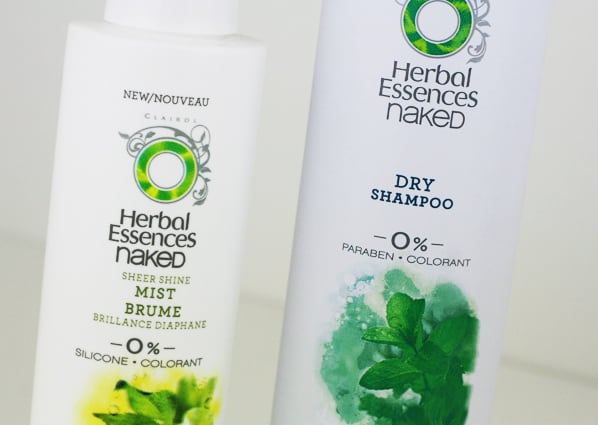 Herbal Essences Naked 1 Aim For High Style With The Bare Basics