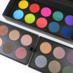 MAKE UP FOR EVER artist shadow palette review