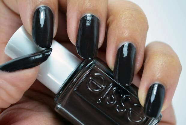 Essie Partner in Crime swatches Essie Dress to Kilt Swatches and Review