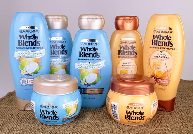 Garnier Whole Blends Review We Heart This