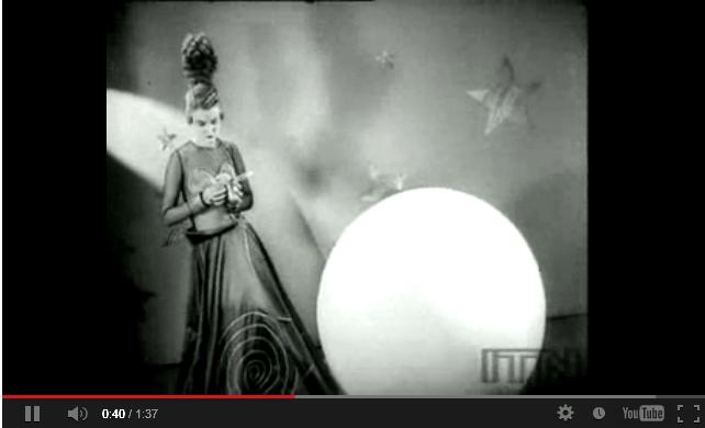 1930s futuristic fashion