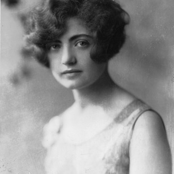 1930s photo of Dena Evelyn Shapiro
