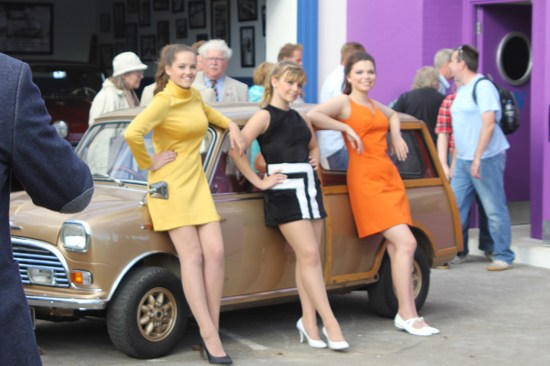 1960s fashion at Goodwood Revival 2012