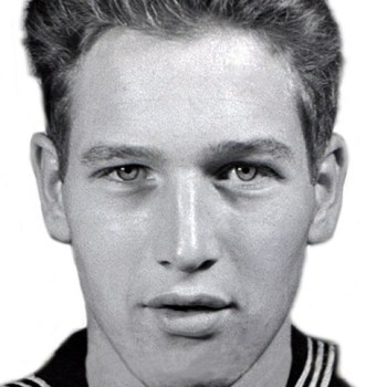 Paul Newman in the navy, WW2