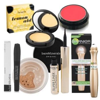 What's In My (Vintage) Makeup Bag