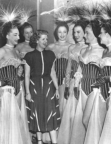 1950s Bluebell girls