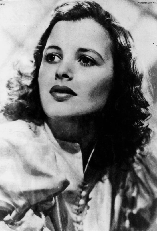1930s Actress Mary Maguire