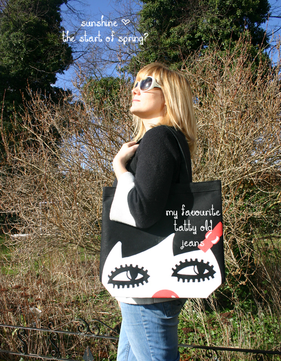 Red Nose Day Sainsburys / Lulu Guinness bag