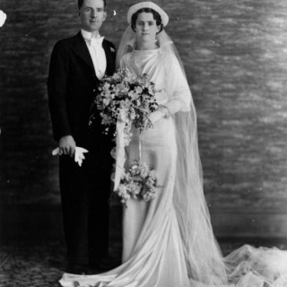 Vintage brides: 1930s wedding dress gallery
